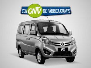 Minivan PX 31 Dual - Foton