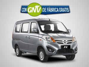 Minivan PX 33 Dual - Foton