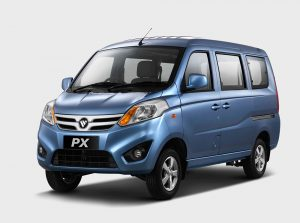 Minivan Gratour PX de Foton