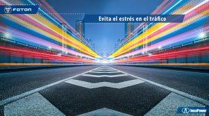 Técnicas para evitar el estrés en el trafico - Foton Perú te ayuda