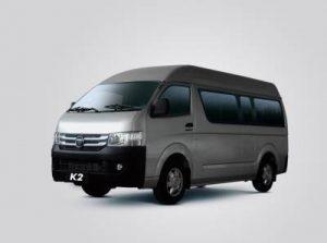 Minibus K2 Supporter Isuzu Diésel - Foton