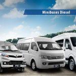 Minibuses diesel Foton Perú