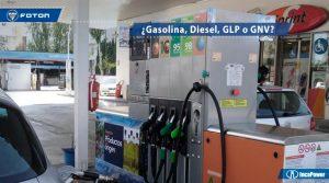 Diesel, Gasolina, GLP, GNV - ¿Que conviene en un minibus?