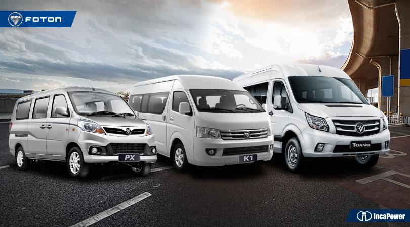 Diesel, Gasolina, GLP o GNV. ¿Qué conviene para un minibus?