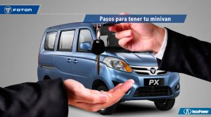 pasos-para-tener-tu-minivan-Foton Perú