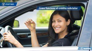 Como funciona un crédito vehicular