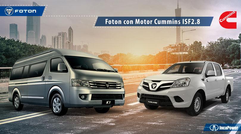 Foton-con-Motor-Cummins
