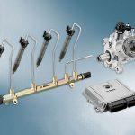 Foton con sistema Common-Rail-Bosch