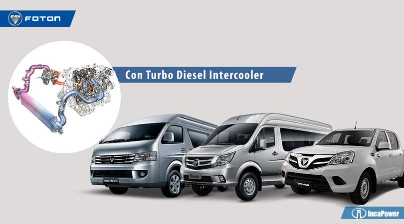 Vehiculos-Foton-con-Turbo-Diesel-Intercooler