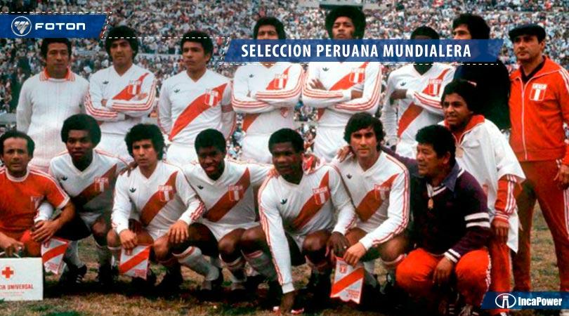 Perú en los mundiales.