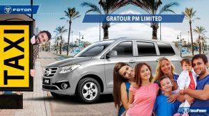 vehículo multiproposito Gratour PM Foton