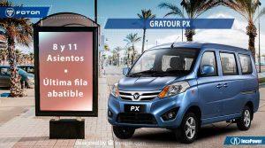 Vehiculos-Multiproposito-Gratour PX