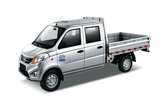 Minitruck Gratour Doble Cabina de Foton - IncaPower