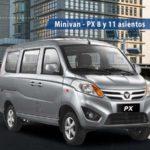 Minivan para negocio