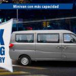 PX LONG LUXURY – Minivan con más capacidad