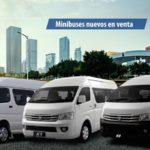 Minibuses nuevos en venta - Foton Perú