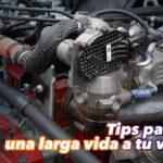 Tips para darle una larga vida a tu vehículo