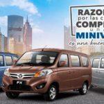 Comprar Minivan