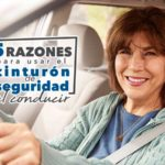 5 razones para usar el cinturón de seguridad