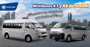 Minibuses K1 y K2