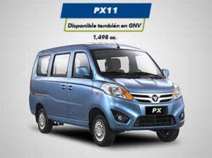 Minivan PX11 Foton