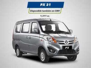 Minivan PX31 Foton