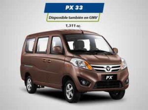 Minivan PX33 Foton