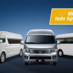 minibuses para todo tipo de negocio