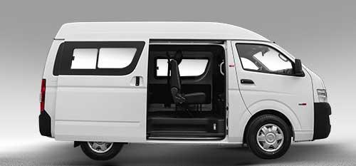 Minibus K2 Foton